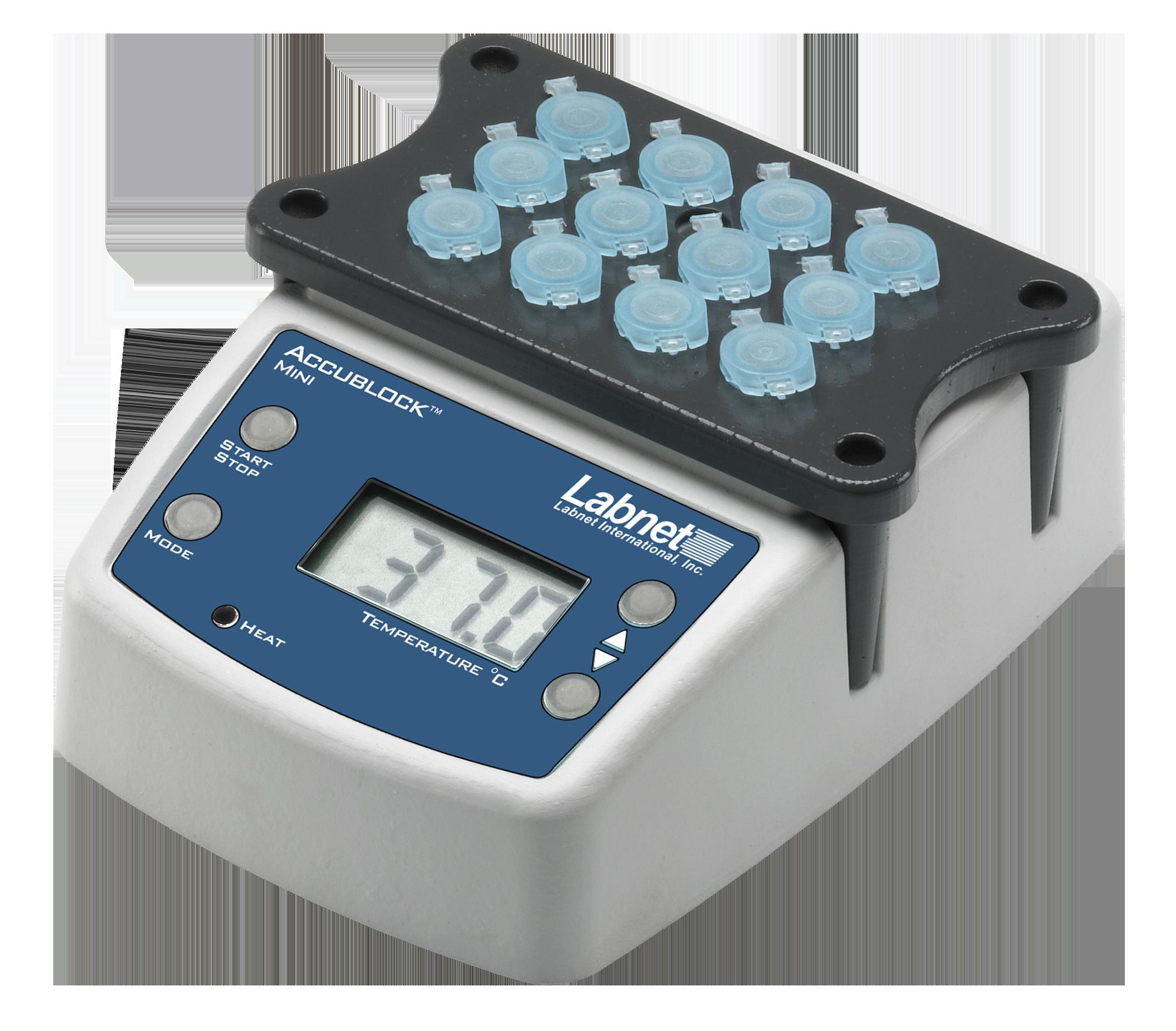 UK Plug Single Block Corning LSE 6787-SB Digital Dry Bath Heater 230V