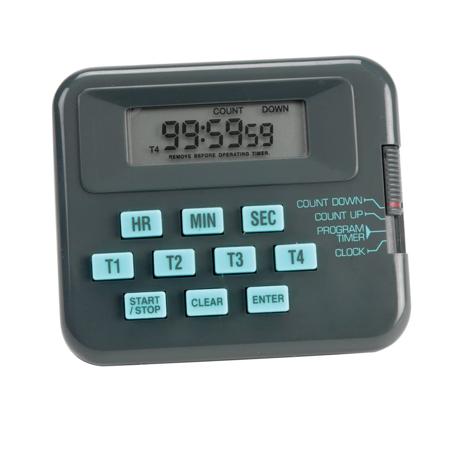 Lab Alert Pocket Timer/Stopwatch