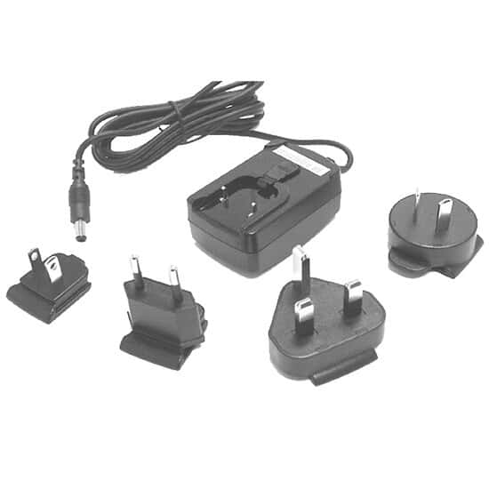 Replacement universal power adapter for 2700 series met