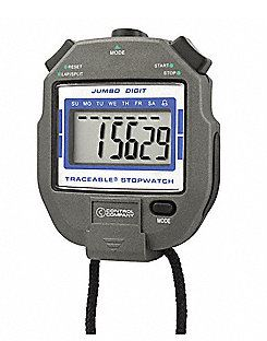 Traceable® Jumbo-Digit Stopwatch