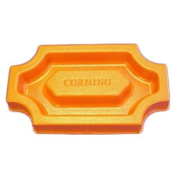 Corning 3331 CellSTACK ABS Plastic Stacking Device for CellSTACK Culture Chambers, Color: Orange,